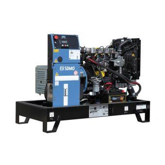 SDMO ADRIATIC K16 стационарная дизельная электростанция