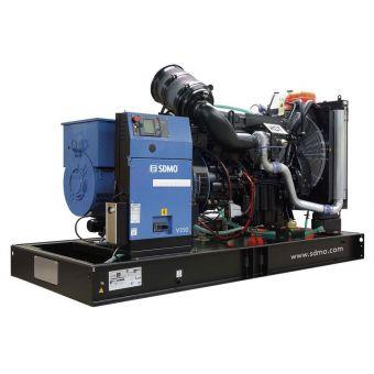 SDMO ATLANTIC V350C2 стационарная дизельная электростанция