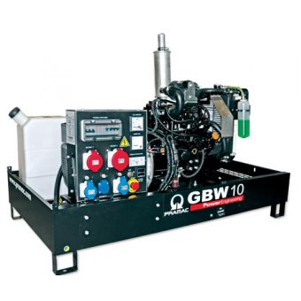 Pramac GBW 10 Y AUTO стационарная дизельная электростанция