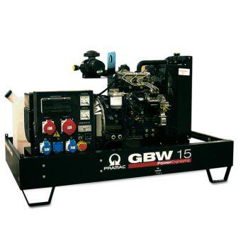 Pramac GBW 15 Y AUTO стационарная дизельная электростанция