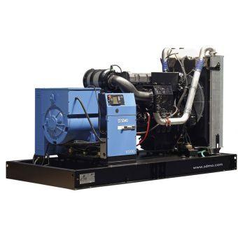 SDMO ATLANTIC V500C2 стационарная дизельная электростанция