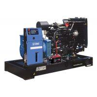 MONTANA J130K Стационарный дизельный генератор SDMO