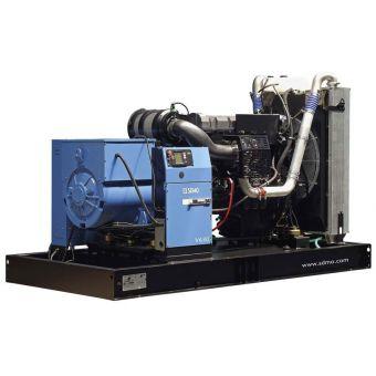 SDMO ATLANTIC V630C2 стационарная дизельная электростанция