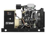 NEVADA GZ125 Стационарный газовый генератор SDMO