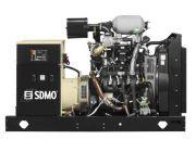 NEVADA GZ150 Стационарный газовый генератор SDMO
