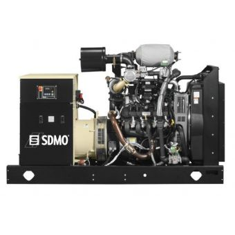 SDMO NEVADA GZ50 | Газовый генератор