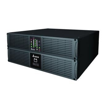 ИБП Delta GAIA-Series 3 kVA двойного преобразования (онлайн) для 19 дюймовой стойки с встроенными аккумуляторами