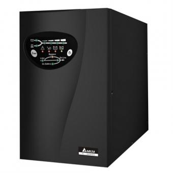 ИБП Delta N-Series 1 kVA двойного преобразования (онлайн) напольного исполнения с встроенными аккумуляторами