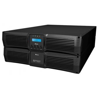 ИБП Delta RT-Series 6 kVA двойного преобразования (онлайн) напольно-стоечного исполнения с подключением внешних аккумуляторов