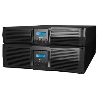 ИБП Delta RT-Series 10 kVA двойного преобразования (онлайн) напольно-стоечного исполнения с подключением внешних аккумуляторов