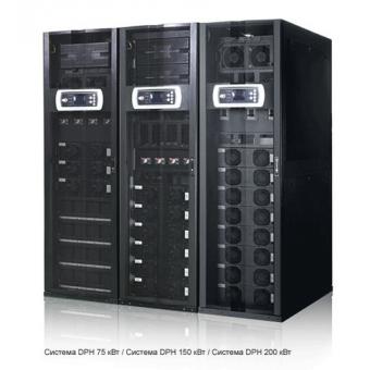 Модульный ИБП Delta DPH Series 150 kVA двойного преобразования (онлайн) трехфазный