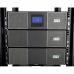 ИБП Eaton 9PX 8000i 3:1 RT6U HotSwap Netpack онлайн двойного преобразования с трехфазным входом в корпусе напольно-стоечного исполнения с картой SNMP и возможностью параллельной работы
