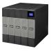 """ИБП Eaton 5PX 2200 ВА Netpack линейно-интерактивный с """"чистой"""" синусоидой в корпусе напольно-стоечного исполнения с встроенными аккумуляторами и картой SNMP"""