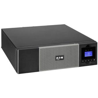 """ИБП Eaton 5PX 3000 ВА линейно-интерактивный с """"чистой"""" синусоидой в корпусе высотой 3U напольно-стоечного исполнения с встроенными аккумуляторами"""