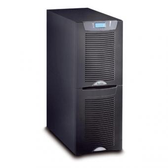 ИБП Eaton 9155-8-N-10-32x7Ач онлайн двойного преобразования для напольной установки с трехфазным входом и встроенными аккумуляторами (32 штуки 7 Ач)