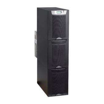 ИБП Eaton 9155-12-N-15-64x7Ач онлайн двойного преобразования для напольной установки с трехфазным входом и встроенными аккумуляторами (64 штуки 7 Ач)