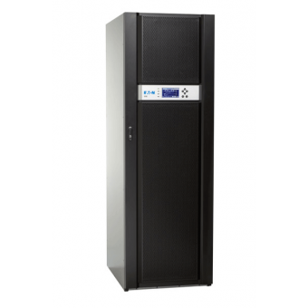 ИБП Eaton 93E120KMBS онлайн двойного преобразования мощностью 120 кВА для напольной установки с трехфазным входом и выходом (установлен сервисный выключатель)