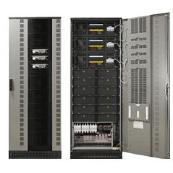 Модульный ИБП Newave Conceptpower DPA-75 онлайн двойного преобразования для напольной установки с трехфазным входом и выходом