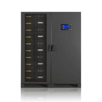 Модульный ИБП Newave Conceptpower DPA-500 онлайн двойного преобразования для напольной установки с трехфазным входом и выходом