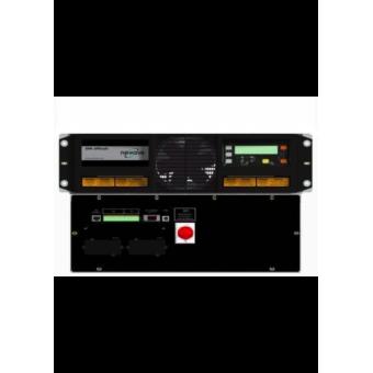 Модульный ИБП Newave DPA UPScale RI10 онлайн двойного преобразования с трехфазным входом и выходом для установки в 19 дюймовую стойку