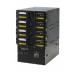 Модульный ИБП Newave DPA UPScale RI40 онлайн двойного преобразования с трехфазным входом и выходом для установки в 19 дюймовую стойку