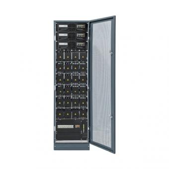 Модульный ИБП Newave DPA UPScale ST 60 kVA онлайн двойного преобразования для напольной установки с трехфазным входом и выходом