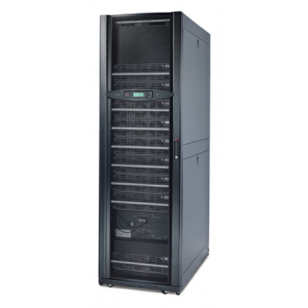ИБП APC Symmetra PX 128 кВт, с наращиванием до 160 кВт, 400 В, без сервисного байпаса, системы распределения питания и аккумуляторов