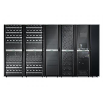 ИБП APC Symmetra PX 250 кВт, с возможностью масштабирования до 500 кВт, с установленным справа сервисным байпасом и распределительным оборудованием
