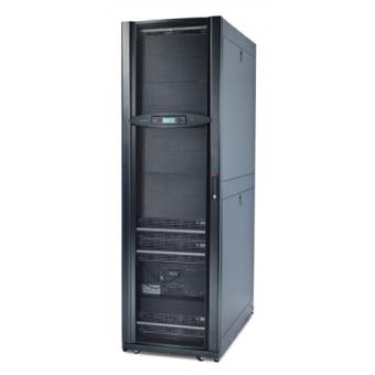 ИБП APC Symmetra PX 32 кВт, с наращиванием до 160 кВт, 400 В, без сервисного байпаса, системы распределения питания и аккумуляторов