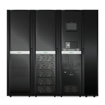 ИБП APC Symmetra PX 125 кВт, с возможностью масштабирования до 500 кВт, с сервисным байпасом и распределительным оборудованием, без батарей