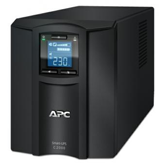 ИБП APC Smart-UPS 2000VA C LCD 230V