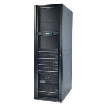 ИБП APC Symmetra PX 64 кВт, с наращиванием до 96 кВт, 400 В, без сервисного байпаса, системы распределения питания и аккумуляторов