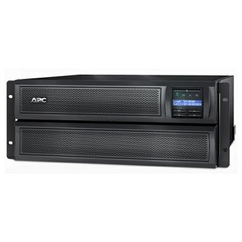 ИБП APC Smart-UPS 3000VA X LCD RT 200-240V