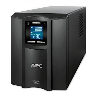ИБП APC Smart-UPS 1500VA LCD C 230V