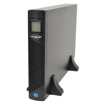 ИБП СИПБ1КА.9-11 двойного преобразования (онлайн) с встроенными аккумуляторами для 19'' стойки