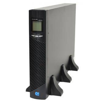 ИБП СИПБ1,5КА.9-11 двойного преобразования (онлайн) с встроенными аккумуляторами для 19'' стойки