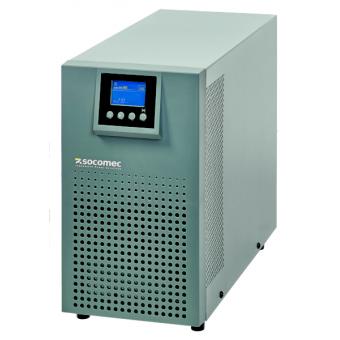 Стоечный ИБП (UPS) Socomec ITYS 2-11 – однофазный двойного преобразования (онлайн), стоечного исполнения, мощностью 2 кВА