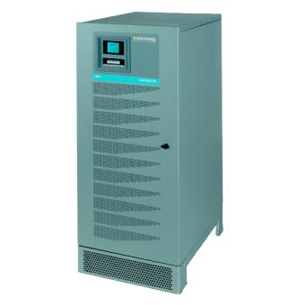 ИБП (UPS) Socomec MASTERYS IP+ 15-31 – три фазы в одну двойного преобразования (онлайн), мощностью 15 кВА и с повышенным классом защиты
