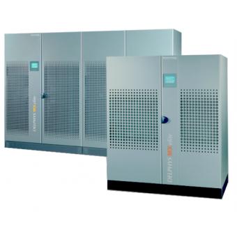 ИБП (UPS) Socomec DELPHYS MX 900 – трехфазный двойного преобразования (онлайн), мощностью 900 кВА и с гальванической развязкой