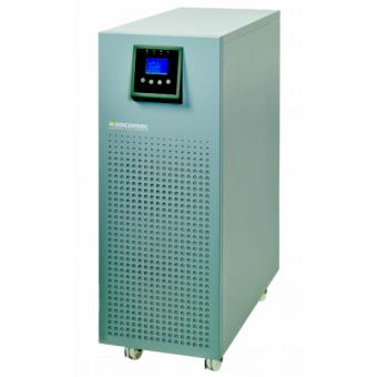 Стоечный ИБП (UPS) Socomec ITYS 6-11 – однофазный двойного преобразования (онлайн), стоечного исполнения, мощностью 6 кВА