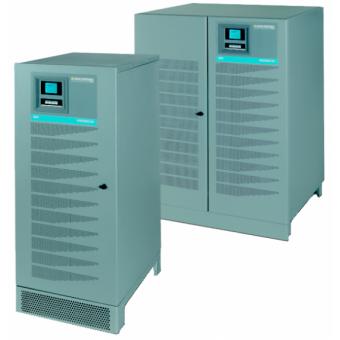 ИБП (UPS) Socomec MASTERYS IP+ 60-31 – три фазы в одну двойного преобразования (онлайн), мощностью 60 кВА и с повышенным классом защиты