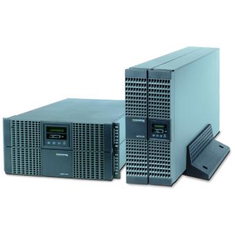 ИБП (UPS) Socomec NETYS RT 5 кВА – однофазный двойного преобразования (онлайн), напольно-стоечного типа