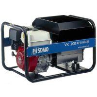 VX 200/4 H-C Портативный сварочный генератор SDMO