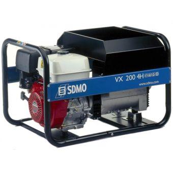 SDMO VX 200/4 H-C сварочная бензиновая электростанция